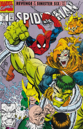 Spider-Man (1990) -19- Revenge of the Sinister Six, Part 2 of 6: Slugfest