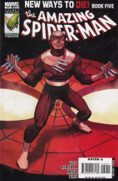 Amazing Spider-Man (The) Vol.2 (Marvel comics - 1999) -572VC- New ways to die part 5 : easy targets