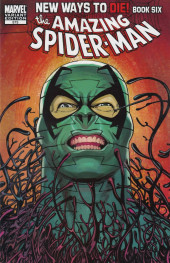 Amazing Spider-Man (The) Vol.2 (Marvel comics - 1999) -573VC- New ways to die part 6 : weapons of self destruction