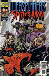 Webspinners: Tales of Spider-Man -1-