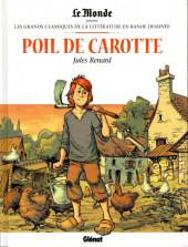 Les grands Classiques de la littérature en bande dessinée -41- Poil de Carotte
