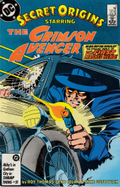 Secret origins (1986) -5- The Crimson Avenger