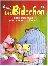 Les bidochon -11b2001- Matin, midi et soir suivi de matin, midi et soir