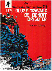 Benoît Brisefer -3d03- Les douze travaux de benoît brisefer