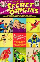 Secret origins (1961) Replica Edition - Tome 1