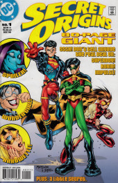 Secret Origins 80-Page Giant (1998) -1- Secret Origins 80-Page Giant #1