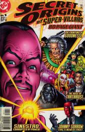 Secret Origins of Super-Villains 80-Page Giant (1999) -1- Secret Origins of Super-Villains 80-Page Giant #1