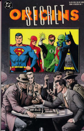Secret Origins of the World's Greatest Super-Heroes (1989) -INT- Secret Origins of the World's Greatest Super-Heroes