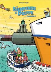 Polete -14- Bienvenue à Dieppe... toujours !