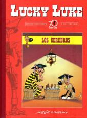 Lucky Luke (Edición Coleccionista 70 Aniversario) -79- Los cerebros