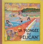 Fripounet et Marisette -7- La plongée du pélican