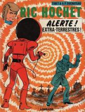 Ric Hochet -22a79- Alerte ! Extra-terrestres !