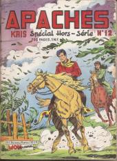 Apaches (Totem Spécial HS, Kris Spécial HS, puis) -12- Silver Scout