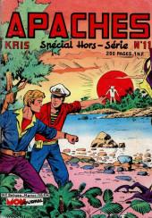 Apaches (Totem Spécial HS, Kris Spécial HS, puis) -11- Pilotes de la jungle