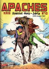 Apaches (Totem Spécial HS, Kris Spécial HS, puis) -10- Larry le petit jockey