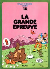 Sylvain et Sylvette -14- La grande épreuve