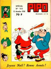 Pipo (Lug) -155- 4 pères Noël