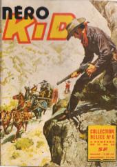 Néro Kid -Rec06- Collection Reliée N°6 (du n°21 au n°24)
