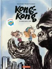 Kong-Kong -1- Le singe sur le toit