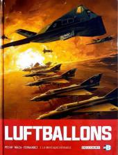 Luftballons -3- La Montagne du diable