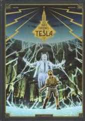 Les trois Fantômes de Tesla -2- La conjuration des humains véritables