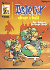 Astérix (en langues étrangères) -10Suédois- Astérix drar i fält