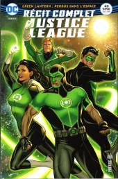 Justice League - Récit Complet (DC Presse) -8- Green Lantern : Perdus dans l'espace