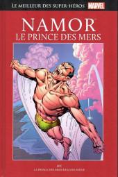 Marvel Comics : Le meilleur des Super-Héros - La collection (Hachette) -67- Namor le prince des mers
