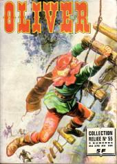 Oliver -Rec55- Collection reliée N°55 (du n°378 au n°381)