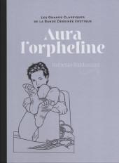 Les grands Classiques de la Bande Dessinée érotique - La Collection -6078- Aura l'orpheline
