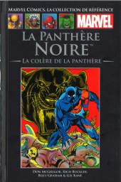 Marvel Comics - La collection (Hachette) -116XXVI- LA Panthères Noire - La Colère de la Panthère