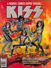 Marvel Comics Super Special Vol 1 (1977) -1- Kiss