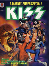 Marvel Comics Super Special Vol 1 (1977) -5- Kiss (The Land of Khyscz)