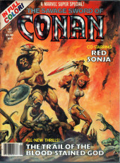 Marvel Super Special Vol 1 (Marvel Comics - 1977) -9- Conan: The Trail of the Bloodstained God