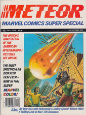 Marvel Comics Super Special Vol 1 (1977) -14- Meteor