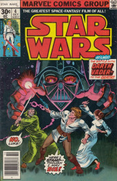 Star Wars (1977) -4a- In Battle with Darth Vader
