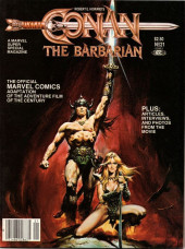 Marvel Comics Super Special Vol 1 (1977) -21- Conan the Barbarian