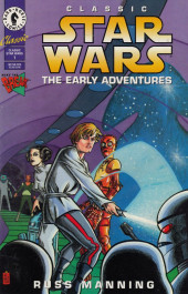 Classic Star Wars: The Early Adventures (1994) -1- Classic Star Wars: The Early Adventures #1
