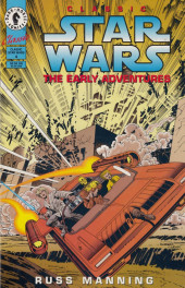 Classic Star Wars: The Early Adventures (1994) -4- Classic Star Wars: The Early Adventures #4