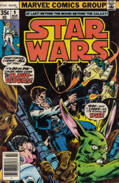 Star Wars (1977) -9- Showdown on a Wasteland World!