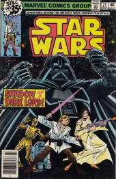 Star Wars (1977) -21- Shadow of a Dark Lord!