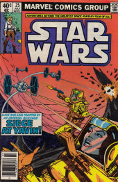 Star Wars (1977) -25- Siege at Yavin!