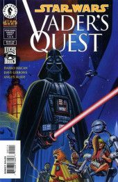 Star Wars: Vader's Quest (1999) -1- Vader's Quest Part One of Four