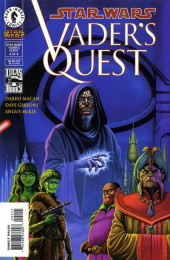 Star Wars: Vader's Quest (1999) -2- Vader's Quest Part Two of Four
