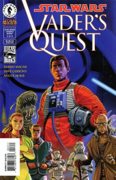 Star Wars: Vader's Quest (1999) -3- Vader's Quest Part Three of Four