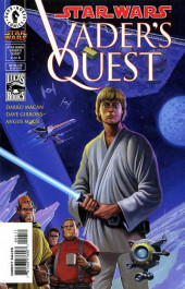 Star Wars: Vader's Quest (1999) -4- Vader's Quest Part Four of Four
