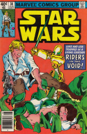Star Wars (1977) -38- Riders in the Void!