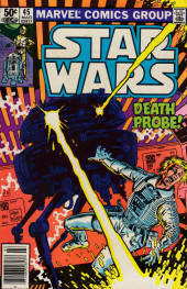 Star Wars (1977) -45- Death Probe