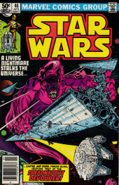 Star Wars (1977) -46- The Dreams of Cody Sunn-Childe!