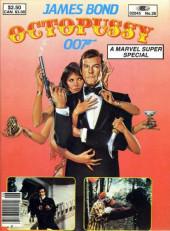 Marvel Super Special Vol 1 (Marvel Comics - 1977) -26- Octopussy
